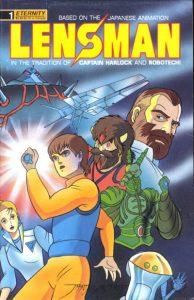 Lensman: The Secret of the Lens #1 (1990)