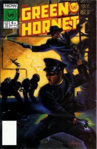 The Green Hornet #4 (1990)
