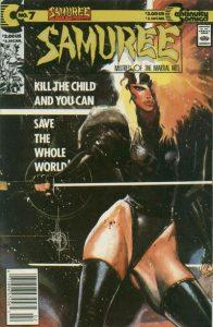 Samuree #7 (1990)