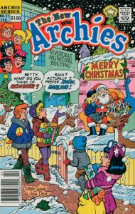 The New Archies #21 (1990)