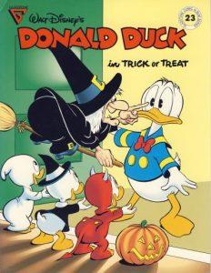 Gladstone Comic Album #23 (1990)