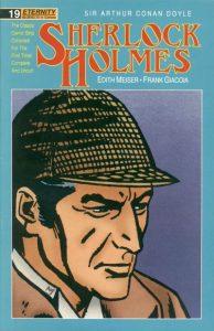 Sherlock Holmes #19 (1990)