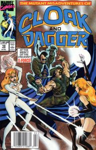 The Mutant Misadventures of Cloak and Dagger #10 (1990)