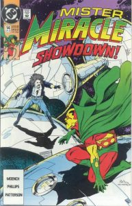 Mister Miracle #14 (1990)