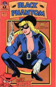 Black Phantom #2 (1990)