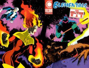 Elementals #12 (1990)