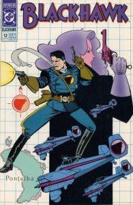 Blackhawk #12 (1990)