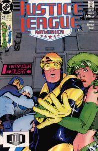 Justice League America #37 (1990)