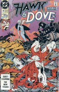 Hawk and Dove #11 (1990)