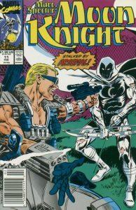 Marc Spector: Moon Knight #11 (1990)