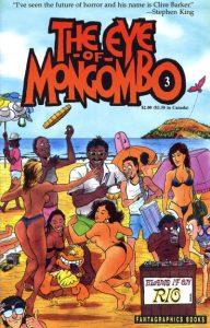 The Eye of Mongombo #3 (1990)