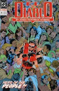El Diablo #8 (1990)