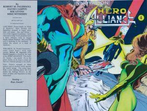 Hero Alliance #4 (1990)