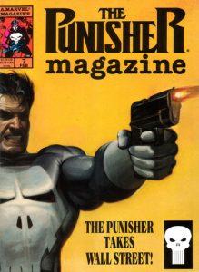 The Punisher Magazine #7 (1990)