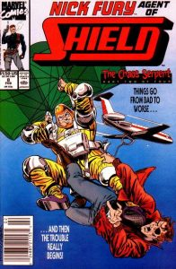 Nick Fury, Agent of S.H.I.E.L.D. #8 (1990)