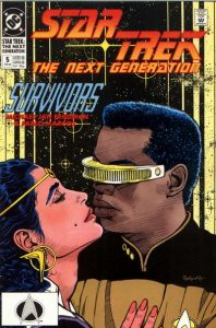 Star Trek: The Next Generation #5 (1990)