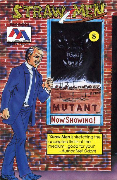 Straw Men #8 (1990)