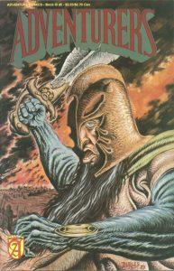 Adventurers Book III #5 (1990)