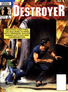 The Destroyer #5 (1990)