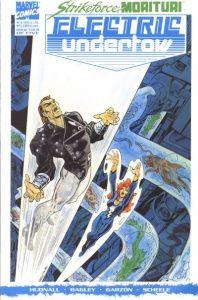 Strikeforce: Morituri Electric Undertow #4 (1990)