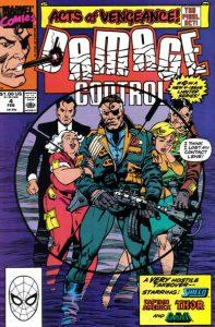 Damage Control #4 (1990)