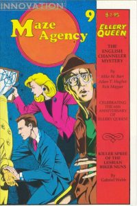 The Maze Agency #9 (1990)