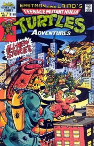 Teenage Mutant Ninja Turtles Adventures #10 (1990)