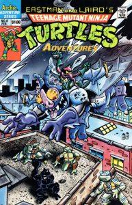 Teenage Mutant Ninja Turtles Adventures #8 (1990)