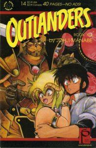 Outlanders #14 (1990)