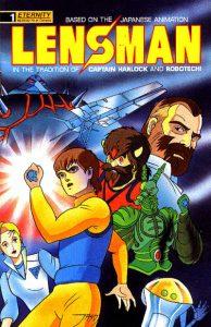 Lensman #1 (1990)