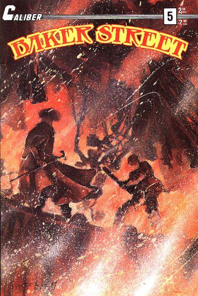 Baker Street #5 (1990)