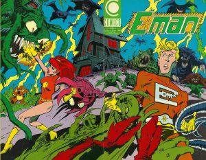 E-Man #3 (1990)