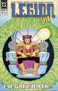 L.E.G.I.O.N. '90 #15 (1990)