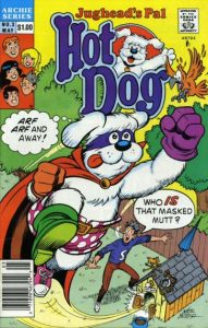 Jughead's Pal Hot Dog #3 (1990)