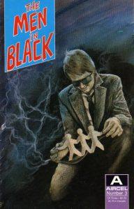 The Men in Black #3 (1990)