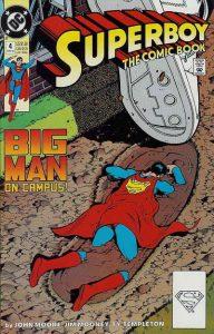 Superboy #4 (1990)