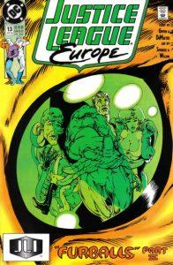 Justice League Europe #13 (1990)