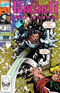 The Punisher War Journal #16 (1990)
