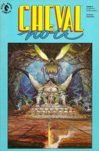 Cheval Noir #5 (1990)