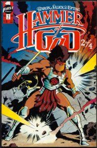 Hammer of God #2 (1990)