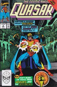 Quasar #8 (1990)