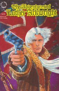 Adventures of Luther Arkwright #1 (1990)