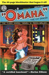 Omaha the Cat Dancer