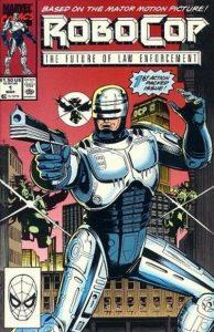 RoboCop #1 (1990)