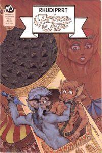 Rhudiprrt, Prince of Fur #1 (1990)