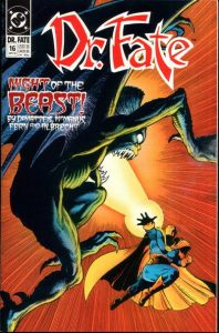 Doctor Fate #16 (1990)