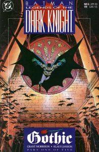 Batman: Legends of the Dark Knight #6 (1990)