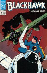 Blackhawk #14 (1990)