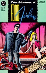 Adventures of Ford Fairlane #1 (1990)