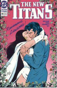 The New Titans #66 (1990)